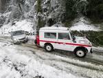 Neve volontari Bagni di Lucca