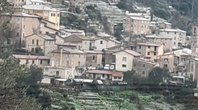 Nevischio a Capezzano Monte