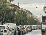 Nevischio a Viareggio