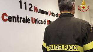 numero unico emergenza 112 vigili del fuoco