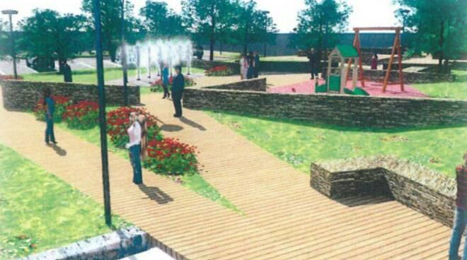 Nuovo parco a Piano di Coreglia