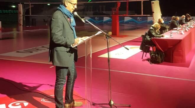 Paolo Mangini confermato presidente Figc regionale