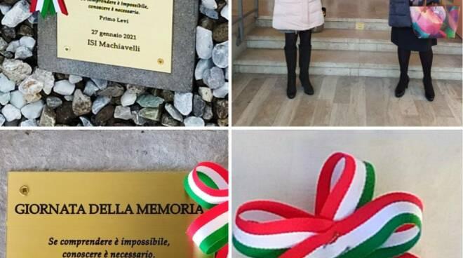 pietra d'inciampo Isi Machiavelli