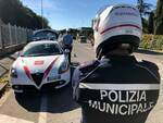 polizia municipale Altopascio intervento incidente