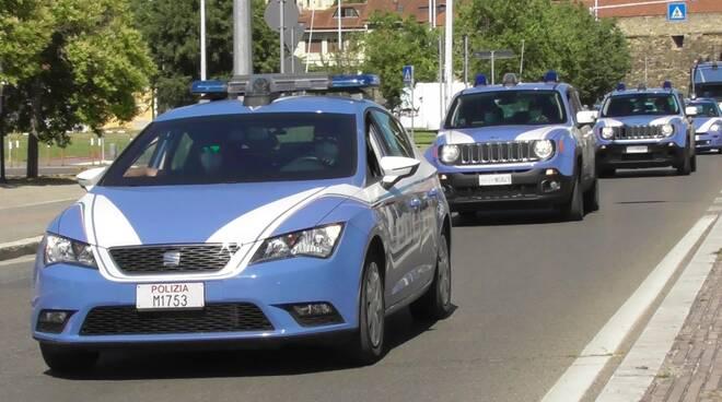 Polizia stradale Arezzo