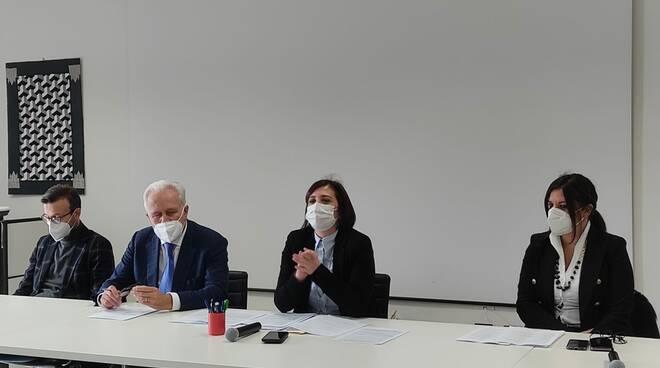 Potenziamento PoTeCo conferenza stampa