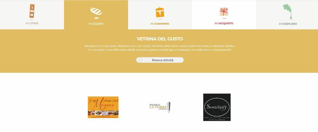 Presentazione webapp IoScelgoAltopascio