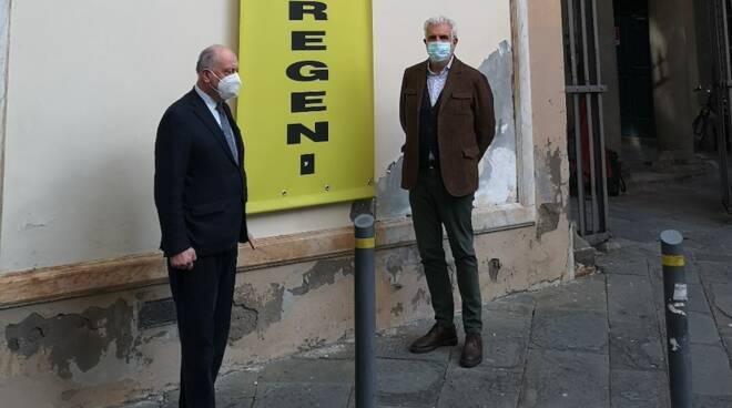 ricorrenza cinque anni rapimento Giulio Regeni Lucca