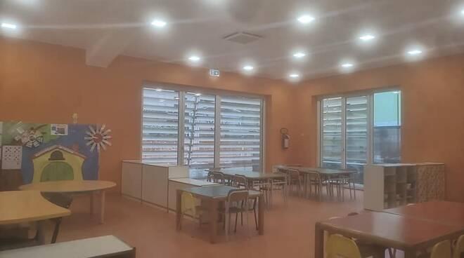 scuola materna via Serchio Gallicano