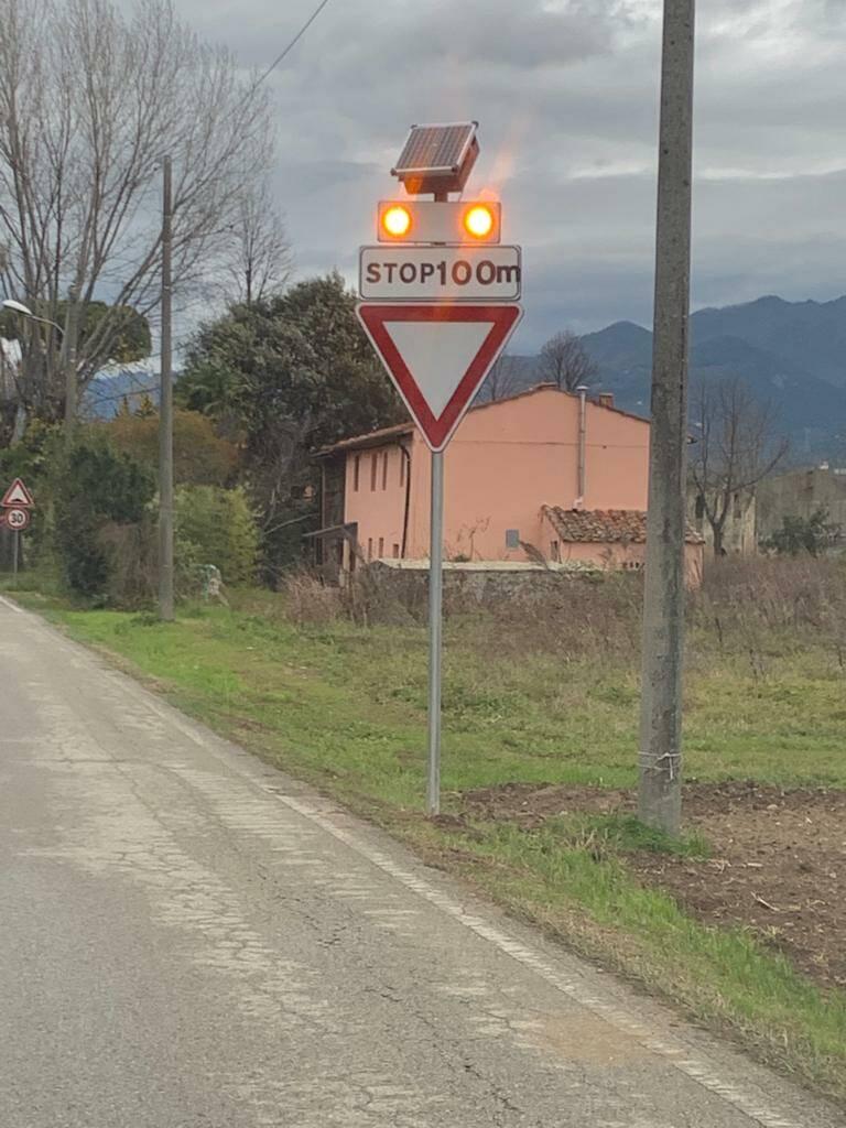 sicurezza stradale massarosa