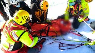 soccorso alpino monte gomito
