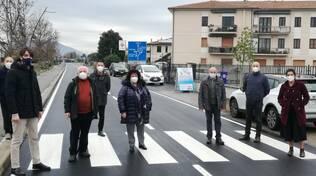 sopralluogo via Romana capigruppo maggioranza