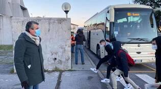 Stefano Baccelli ritorno scuola presenza