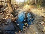 torrente inquinato