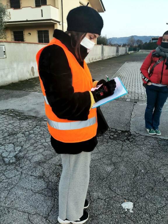 trasporto scuole Provincia di Lucca tutor volontari
