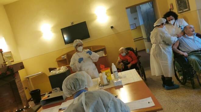 Vaccini Rsa Borgo a Mozzano