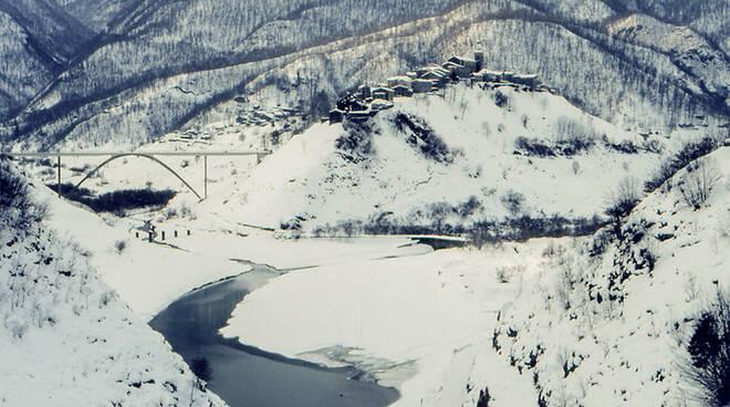 Vagli Sotto neve