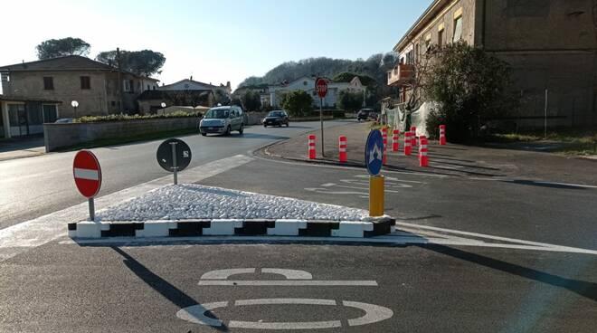 Via lungomonte Montecalvoli