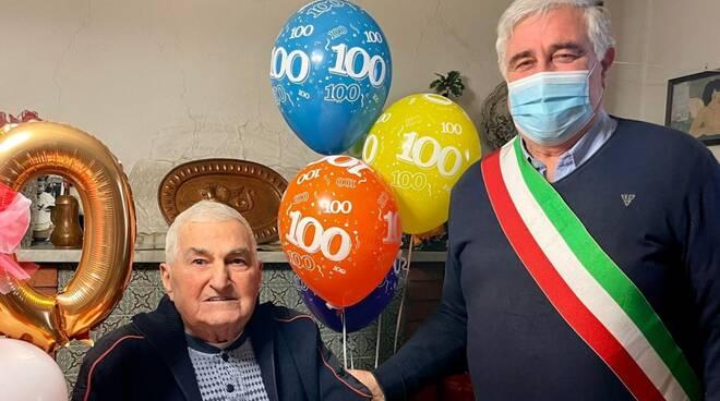 100 anni Bruno Martinelli Pieve Fosciana