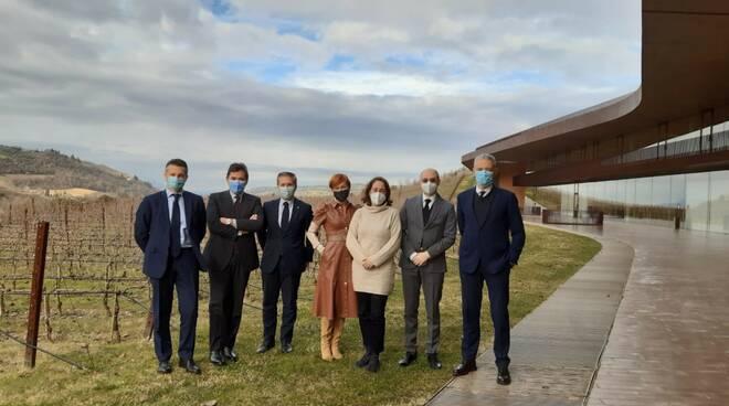 Accordo Crédit Agricole con Consorzio vini Bolgheri