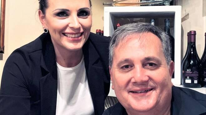 Alessandro Lambertucci e Valentina Fanella, consiglieri comunali di Per un'altra Santa croce