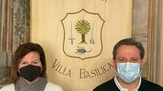 Anelli e Baldini Villa Basilica