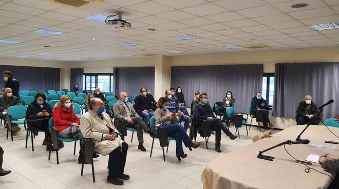 Antonio Mazzeo incontra i sindaci in Garfagnana