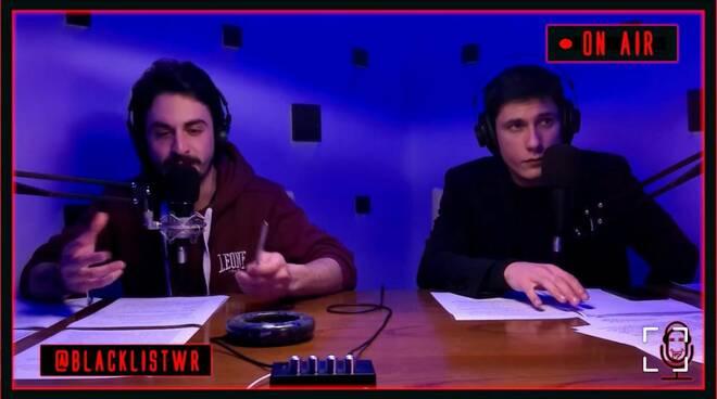 blacklist web radio Domenico Arruzzolo Emanuele Landucci
