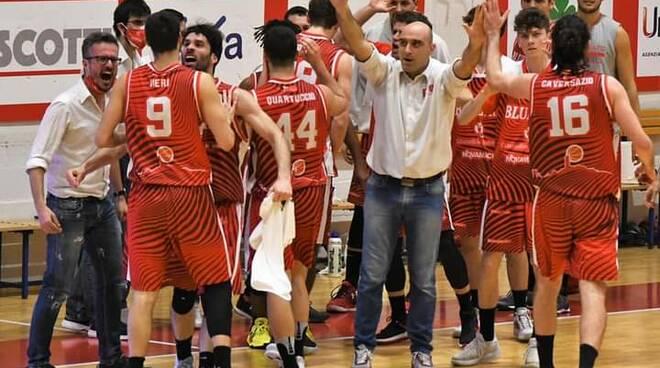 Blukart Etrusca Basket serie B