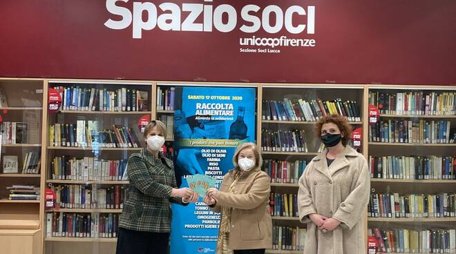 buoni spesa soci Coop Caritas Lucca