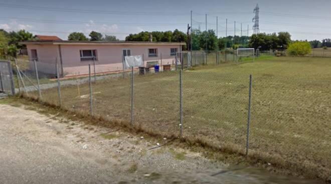 Campo sportivo Villa Campanile