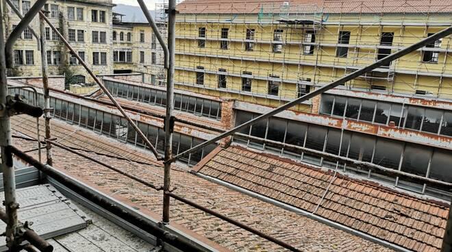 cantiere manifattura nord ritorno Comune di Lucca