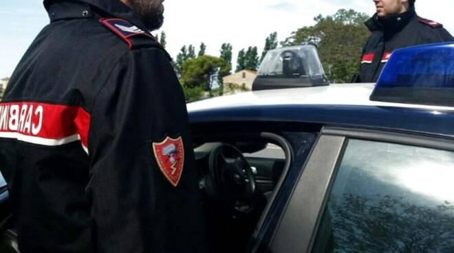 carabinieri prato