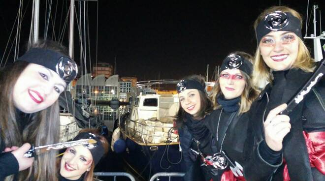 Carnevaldarsena foto di Letizia Tassinari