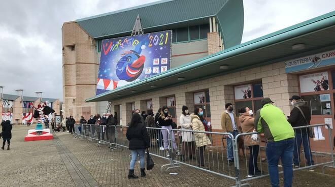Carnevale vendita biglietti