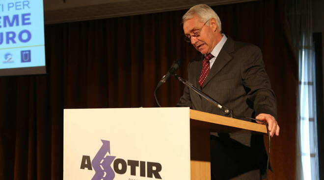 Claudio Donati segretario generale Assotir
