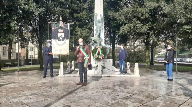 Commemorazione foibe Fucecchio