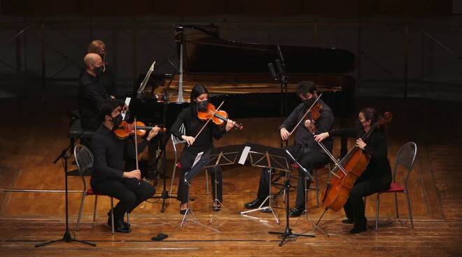concerto Boccherini Aml orchestra