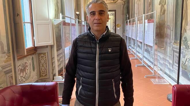 consigliere regionale di Fratelli d'Italia Diego Petrucci