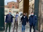 consiglieri di opposizione dal prefetto di Lucca