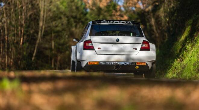 Cristiano Bianucci Mm Motorsport