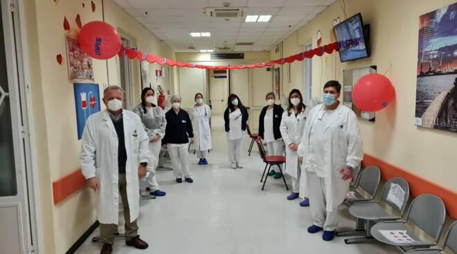 donatori di sangue a San Valentino