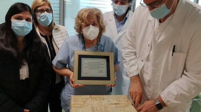 donazione ospedale san luca