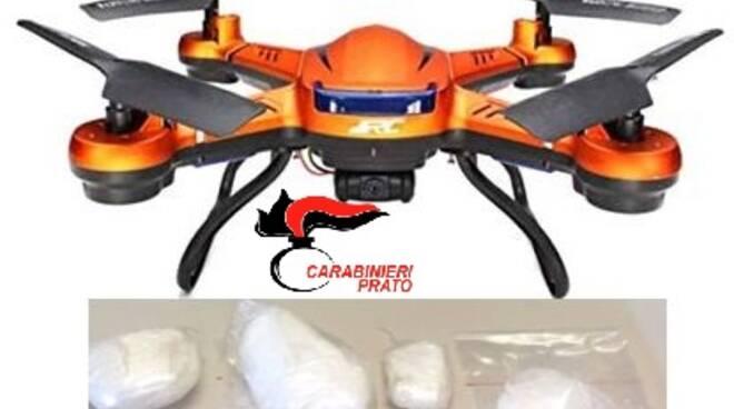 drone per droga
