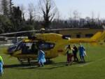 elicottero Emilia Romagna soccorso