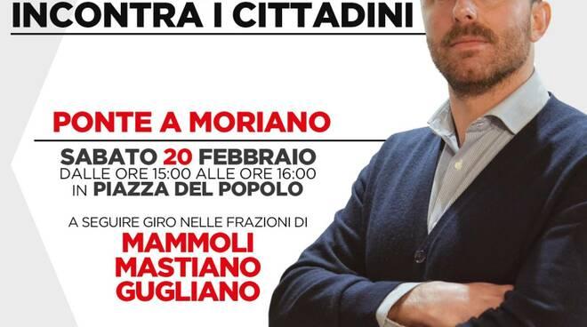 Fabio Barsanti a Ponte a Moriano