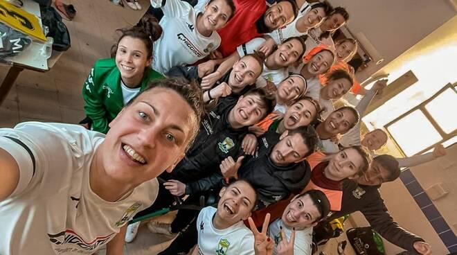Filecchio Arezzo calcio femminile serie C