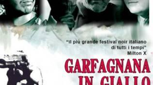 Garfagnana in giallo manifesto
