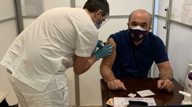 rocco Commissso vaccino covid