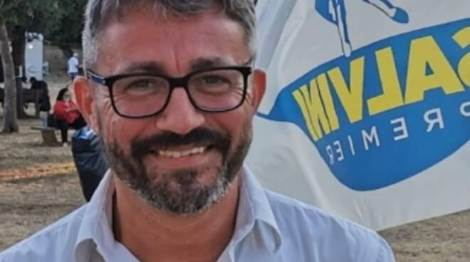 Gianluca Bocchino consigliere Lega Pescaglia